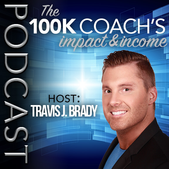 100k Coach Podcast Cover
