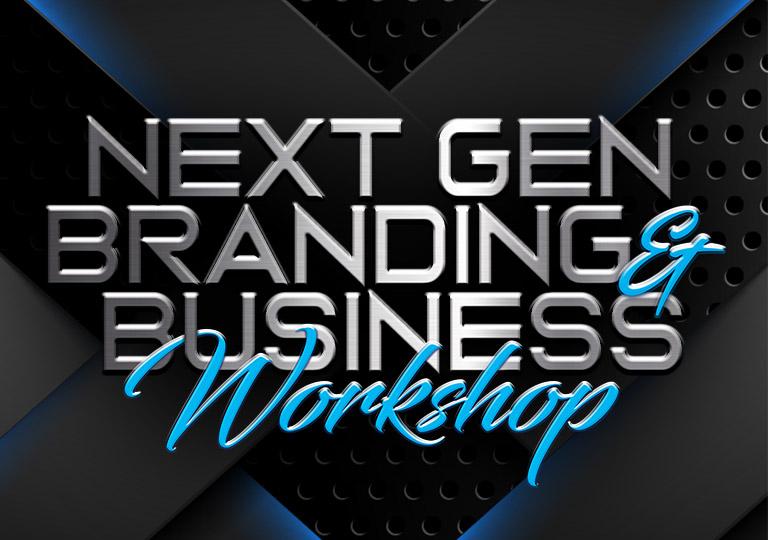 Next gen branding